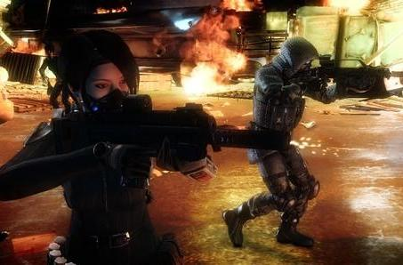 Watch one RCPD member's demise in the latest RE: Operation Raccoon City trailer [update]