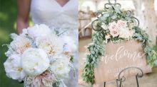 別在婚禮選染色鮮花!這 7 件關於婚禮花藝的錯誤千萬不要犯!