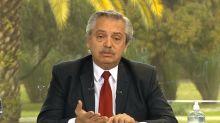 Qué dijo Alberto Fernández sobre el dólar ahorro y el cepo