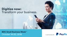 Digitize now: BDC Small Business Week™ 2018 zeroes in on digital transformation