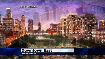 Officials Break Ground On Downtown East Project