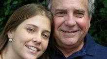 Christiana Ubach, ex-atriz da Globo, lamenta morte do pai por coronavírus