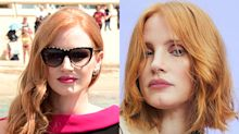From Jessica Chastain to Kylie Jenner: The best celebrity hair transformations