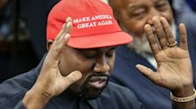 Pro-Trump rapper Kanye West launches 'Blexit' clothing line