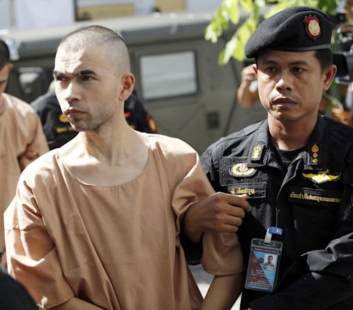 Trial Begins for Two Foreigners Suspected of Bangkok Shrine Blast