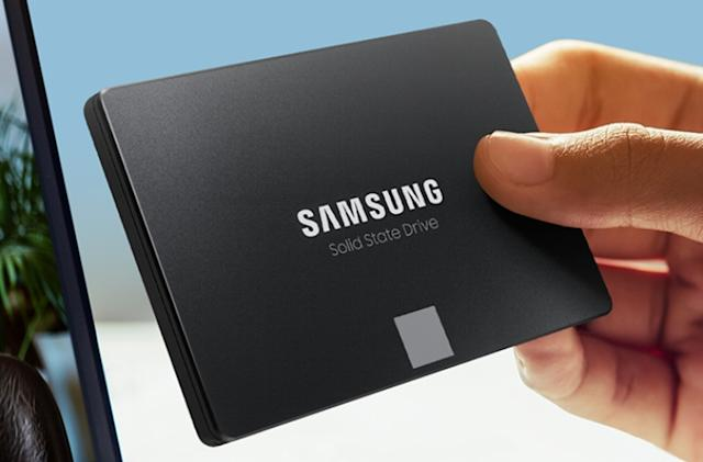 Samsung's 870 Evo boosts the performance of entry-level SSDs