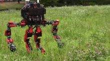 Google shuts down bipedal robot team