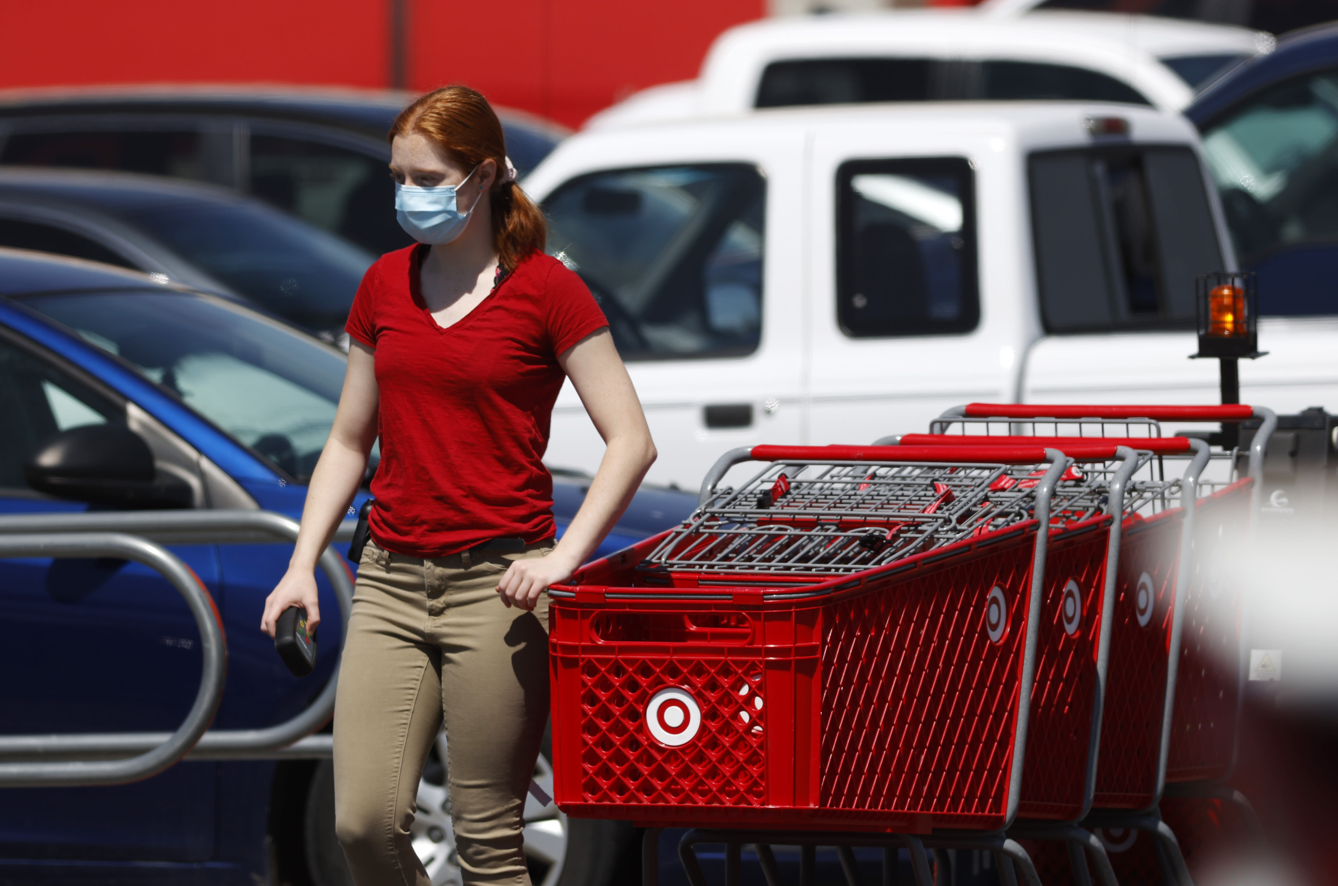 What Target did to take market share from Walmart and Amazon