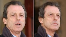Former EastEnders star Leslie Grantham currently 'fighting for his life' in hospital