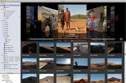 Should Apple have used Cover Flow in iPhoto '08?