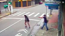 Moradora de rua é morta em Niterói (RJ) ao pedir R$ 1 a pedestre