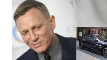 """Daniel Craig vend son Aston Martin """"007"""" au profit d'une ONG"""