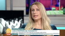'GMB' viewers left furious by guest who suggests strippers can't be feminists