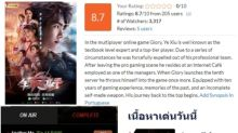 """""""The King's Avatar"""" Sets Record for Views in Overseas Markets with Fresh Story and Cutting-edge Tech"""