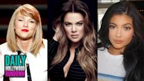Taylor Swift Disses Katy Perry At 1989 Concert? - Khloe Talks Cocaine At Kylie J