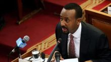 Several people killed in blast at rally supporting new Ethiopian leader