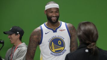 Warriors unsure when Cousins will be back