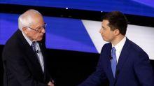 Buttigieg, Sanders Still Lead Pack In Latest Results Of 2020 Iowa Democratic Caucuses