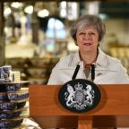 Take a second look, Britain's May urges lawmakers before Brexit vote
