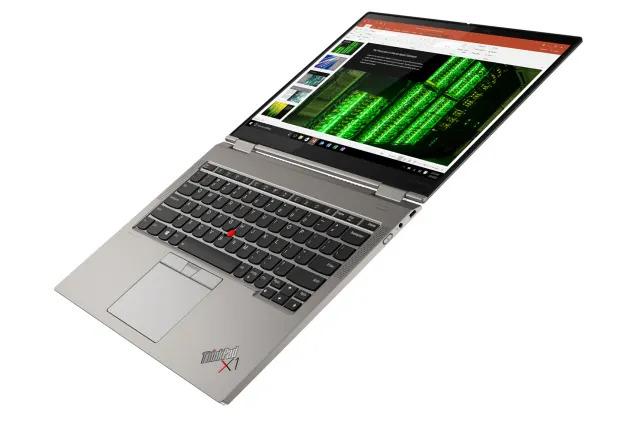 Lenovo's new Titanium Yoga laptop will feature Sensel's force-sensing tech