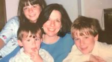 Una madre publica en Facebook una foto desgarradora de sus dos hijos antes de que muriesen por culpa de un conductor ebrio
