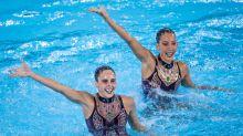 Nado artístico brasileiro aposta no dueto para não ficar fora da Olimpíada