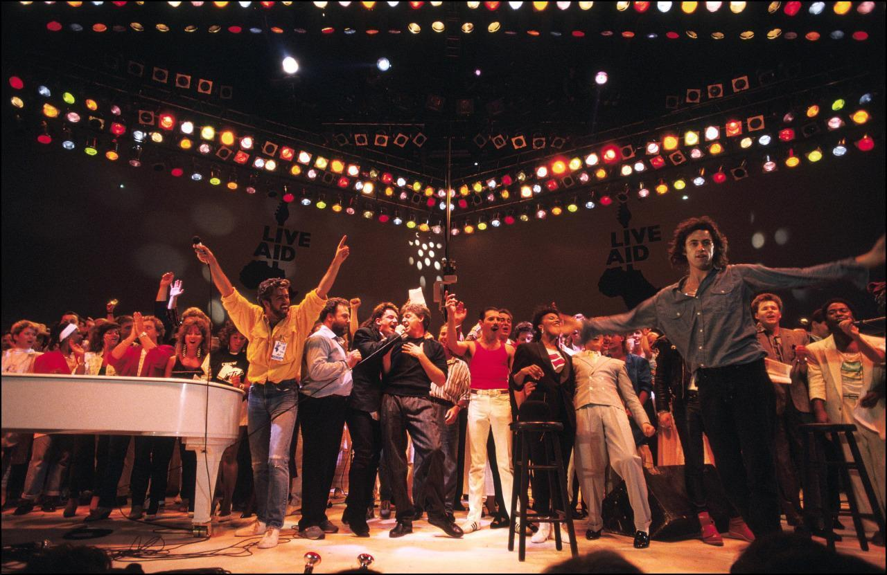 An Oral History of Live Aid: The Ones Who Made a Brighter Day, 30 Years Ago