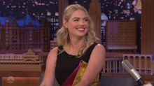 #ShareStrong is Kate Upton's way of building a social media support group