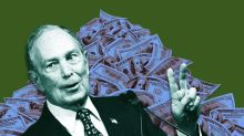 Bloomberg Pledged Hundreds of Millions to Defeat Trump. Where Is It?