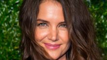 Katie Holmes Got a Haircut, and You Might Not Have Even Noticed