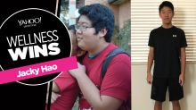 'Everything I knew about weight loss was wrong': How student Jacky Hao lost 107 pounds