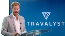 Prince Harry addresses private jet furore: 'When I fly private, it's to ensure my family's safe'