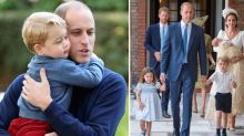 Prince William opens up about the 'fear' of fatherhood