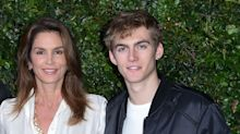 Cindy Crawford's son Presley Gerber shows off new face tattoo