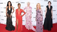 What Holly Willoughby, Nicole Kidman et all wore to the 2017 Glamour Women of the Year Awards