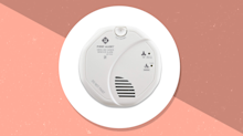 """Works wonders:"" This smoke/CO detector has hundreds of positive reviews and it's on sale for just $48"