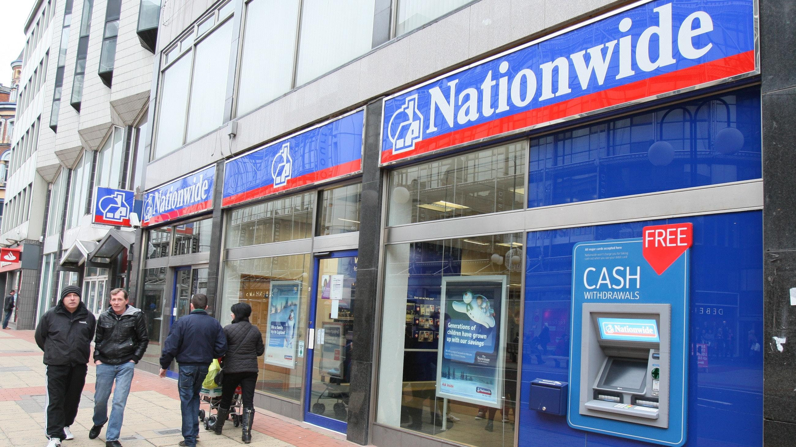 free phone number for nationwide building society