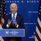 Joe Biden tells Americans 'help is on the way' as economic team led by Janet Yellen unveiled