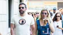 Ben Affleck Is 'Enjoying His Summer' With Lindsay Shookus as They Vacation in Maine, Says Source
