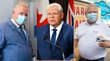 Doug Ford's Topsy-Turvy Highs And Lows Of 2020