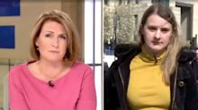 'Patronising' TV reporter's rant about young tenants