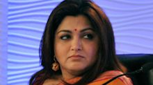 Khushbu calls Congress a 'mentally retarded' party a day after joining BJP