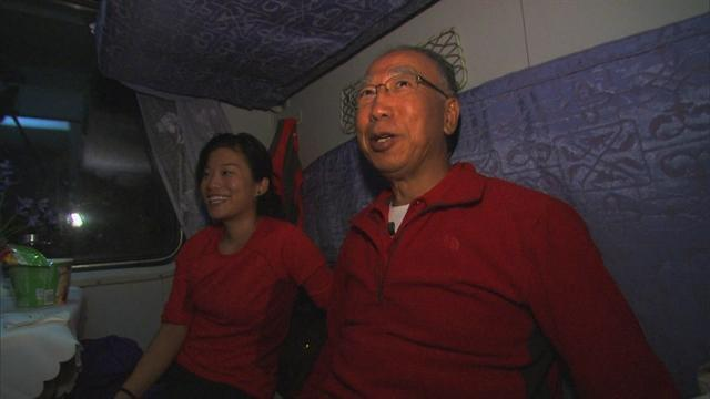 The Amazing Race 18 - Father and Daughter Time