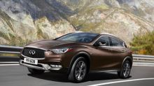 Infiniti launches an all-new crossover: QX30