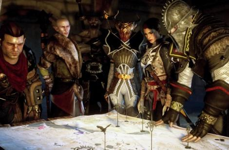 Dragon Age: Inquisition multiplayer builds on Mass Effect 3 legacy