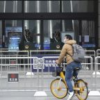 Those trapped in China virus lockdown expect lonely holiday