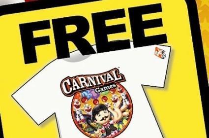 Get back at Carnival folk by scoring free stuff