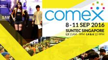Weekend guide (8-12 Sept): Comex, Ultra Singapore and Savour Wines