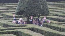 Jeremy Hunt navigates maze with foreign ministers claiming 'Brexit discussions seem more straightforward'