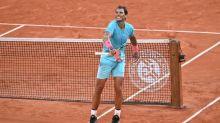 Roland-Garros (H) - Rafael Nadal: «On ne peut pas arriver en finale de Roland-Garros sans souffrir»